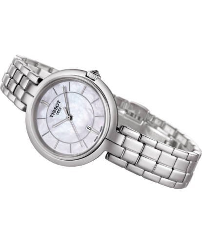 Tissot T0942101111100 T-Lady Flamingo Reloj Mujer 008e5d6233ef