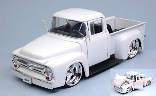 FORD F-100 PICK UP 1956 WHITE