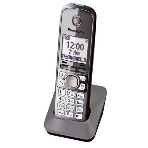 Preisvergleich Produktbild Telefono Panasonic KXTGA671EXB,  supletorio