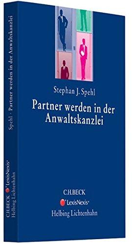 Partner werden in der Anwaltskanzlei