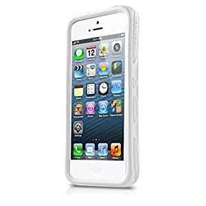 ITSKINS Venum 2.0 Bumper for Apple iPhone 5/5S - Retail Packaging - White