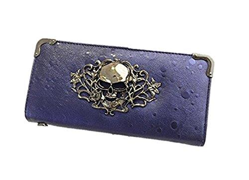 Oripo , Damen Rucksackhandtasche blau
