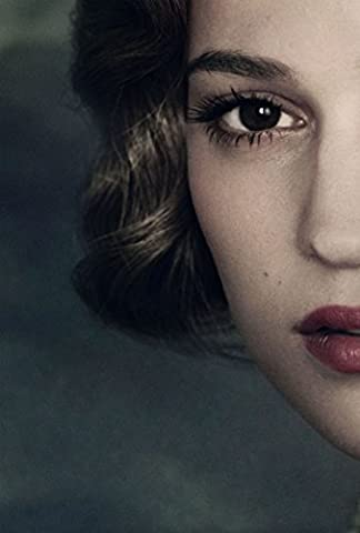 The Danish Girl Movie Poster 70 X 45 cm