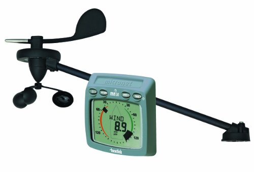 Bild 1: Tacktick Kompass T033 Wireless Entry Level Windsystem, grau