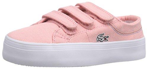 Lacoste Mädchen Marcel Chunky SEG Low-Top Pink LT PNK LP2, 28 EU (Lacoste Marcel Sneaker Kinder)
