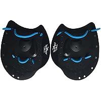 Swimxwin Palas de natación Stroker L | Entrena Tus Brazos | Mejora tu brazada | Diseño Italiano