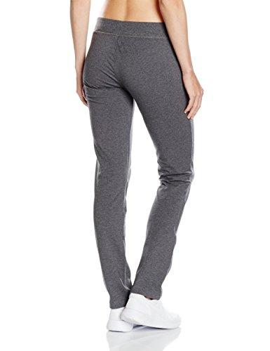 Nike Jersey Pantalon de survêtement Femme Charcoal Heather/White