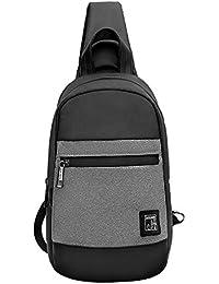 2ce02e2bb5c0 Amazon.co.uk  Grey - Men s Bags   Handbags   Shoulder Bags  Shoes   Bags