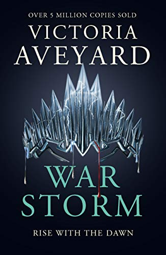 War Storm: Red Queen Book 4 (English Edition)