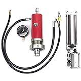 Werkstattpresse Satz 30 T Hydraulikpumpe Pneumatisch Hydraulikzylinder SN30PH