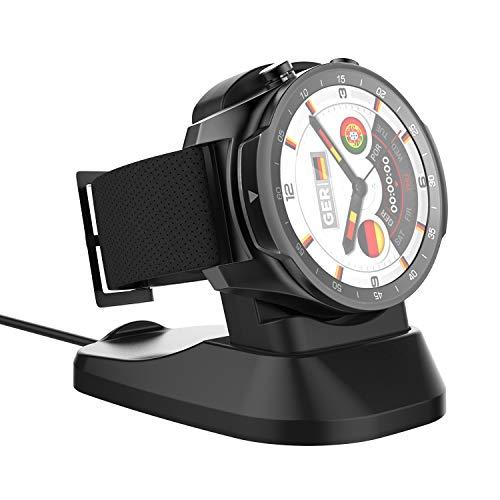 MoKo Caricatore Smartwatch, Base di Ricarica Smartwatch Ticwatch PRO con...