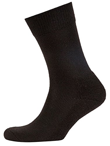 Winter-boot-liner (SealSkinz Herren Thermal Liner Socks Black, M)