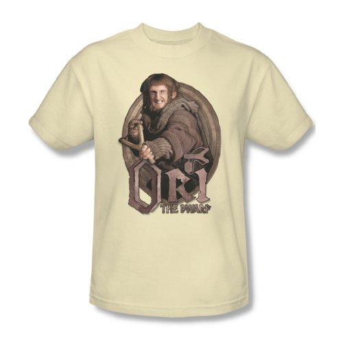 The Hobbit - Herren Ori T-Shirt in der Creme, XXX-Large, Cream