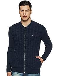 ff3dba9939 Tommy Hilfiger Men s Sweaters Online  Buy Tommy Hilfiger Men s ...