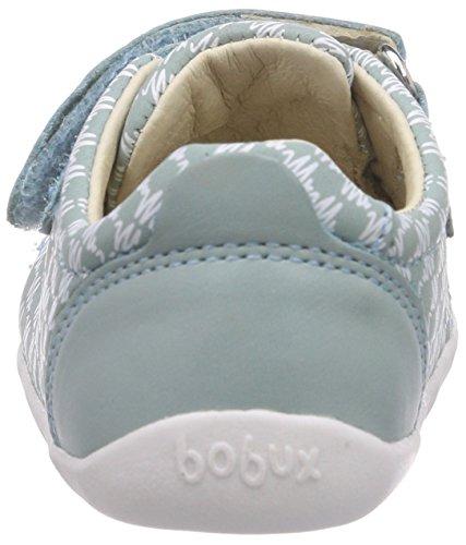 Bobux 460775 Mädchen Sneakers Blau (Hellblau)