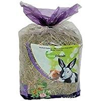 Home friends Heno natural para roedores menta-escaramujo 500 gr