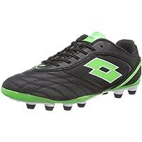 Lotto Stadio P Vi 300 FG - Zapatillas de fútbol de Material sintético Hombre
