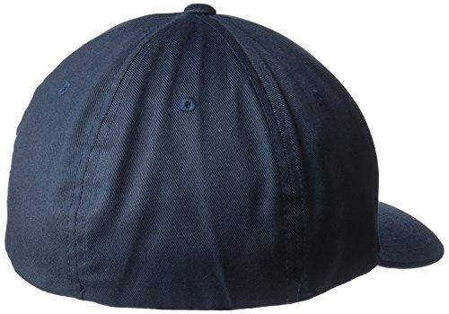 Volcom Herren Cap-flexfit Volcom Full Stone Xfit Rot Cap-flexfit Herren Sea Navy
