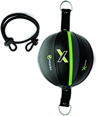 Xpeed (XP 307) PVC Xtreme Floor to Ceiling Ball with Adjustable Rubber Straps (Green)