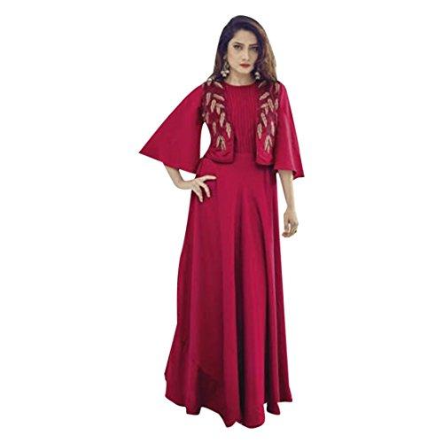 Custom to Measure Langes Kleid Casual Designer Stitched Muslimischen Salwar Kameez Indian Neue...