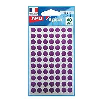 vert Agipa 115006/rep/ères diam/ètre: 15/mm ronde