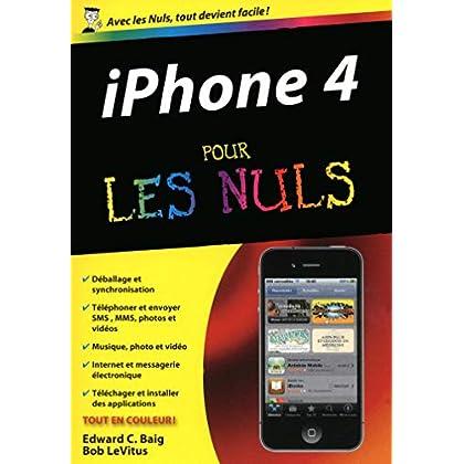 iPhone 4 Pour les Nuls (POCHE NULS)