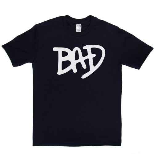 BAD T-shirt Marineblau