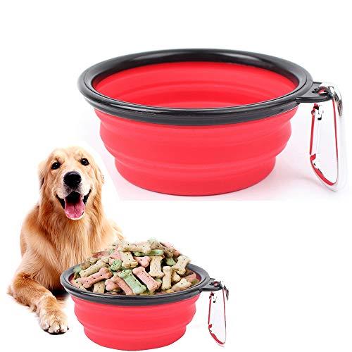 Tazón Perro, Gato Recipiente Perros Comedero Mascotas