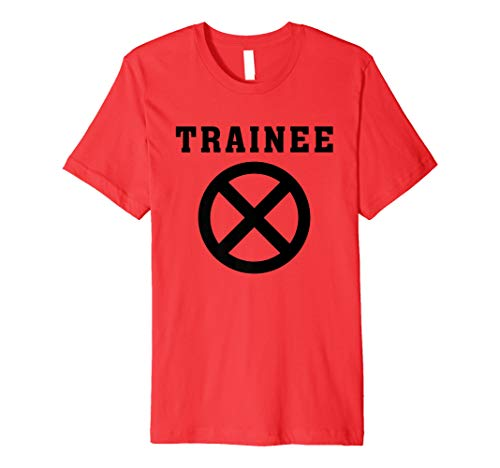 Marvel Deadpool Wade Wilson X-Force Trainee Outline T-Shirt