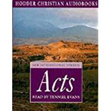 Acts of the Apostles read by Tenniel Evans: New International Version (Hodder Christian Audiobooks)