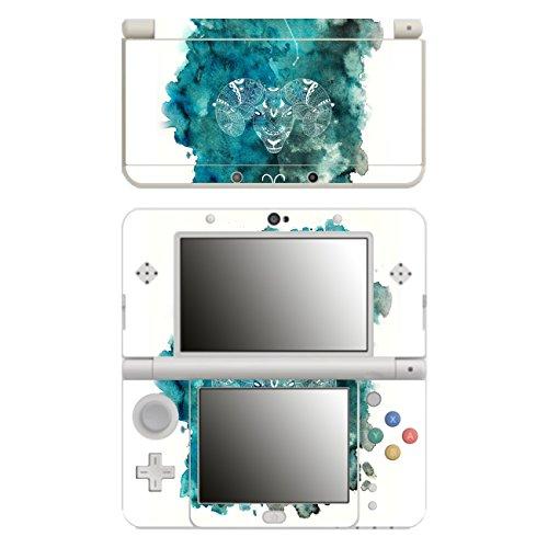 """'Disagu Design Skin für New Nintendo 3DS Motiven: Sternzeichen Widder """""""