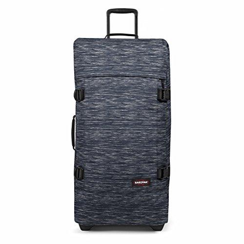 Eastpak TRANVERZ L Equipaje de mano, 79 cm, 121 liters, Gris (Knit Grey)