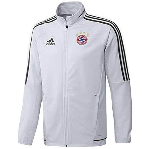 7a3967fd3f Uomo Monaco Adidas Felpa Bayern Fc Fcb Warm xnYBAwFq1