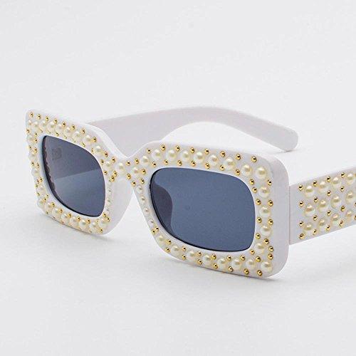SEBAS Home Herren Sonnenbrillen Damen Retro Kunst Brillengestell männliches und weibliches Metall großes Gesicht runder Rahmen mit Spiegelglasrahmen