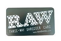 OutonTrip RAWVCARD RAW SHREDDER CARD