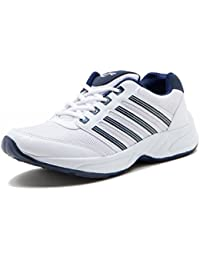 Lancer Hydra-3-Navy-Red Sports Shoes
