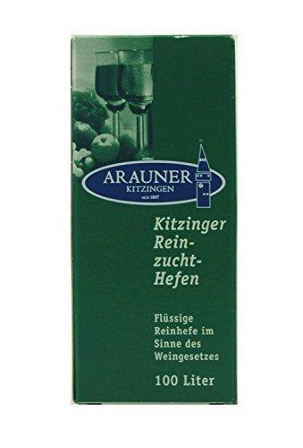 Arauner Kitzinger Reinzucht-Hefen Steinberg für 1 HL = 100 Liter