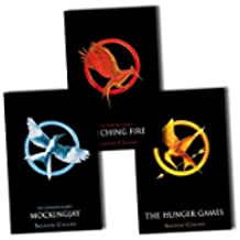 """The Hunger Games Trilogia-Cofanetto di 3libri, """"Hunger games"""" (The Hunger Games), """"La ragazza di fuoco"""" (Catching Fire), """"Il canto della rivolta"""" (Mockingjay)"""