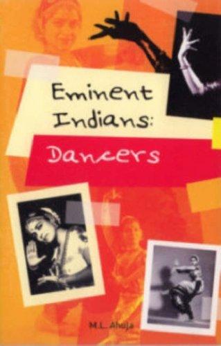 Dancers (Eminent Indians) por M. L. Ahuja