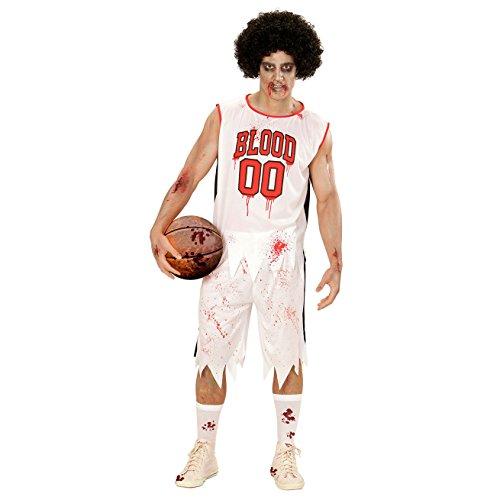 Kostüm Halloween Basketball (Widmann - Erwachsenenkostüm Zombie)