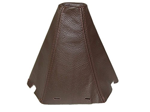 pour-nissan-pathfinder-2006-2012-guetre-de-levier-de-vitesse-en-cuir-marron