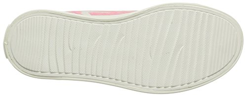 Pepe Jeans Hannah Jack, Baskets Basses Fille Rose (326 College Pink)
