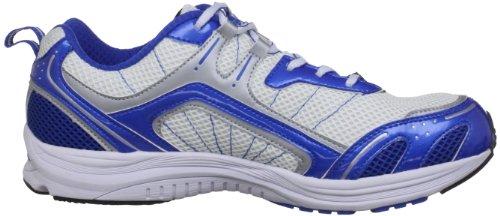 Hi-Tec Dash, Herren Sneaker Blau (White/Royal)