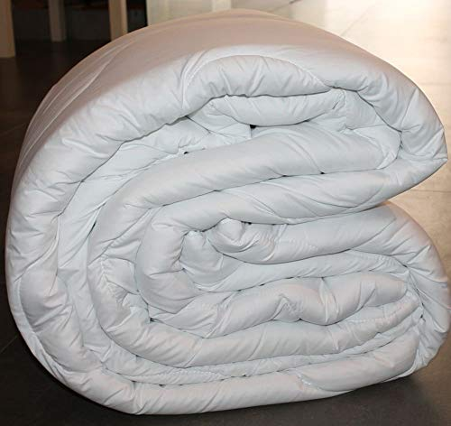 Bassetti piumone, Bianco, 200X200 cm