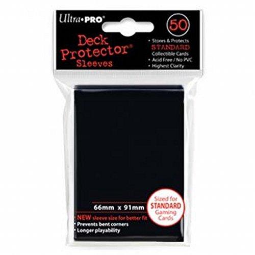 ultra-pro-330476-jeu-de-cartes-housse-de-protection-noir-50-pieces-d12