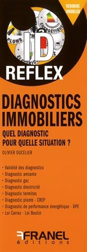 Diagnostics immobiliers : Quel diagnostic pour quelle situation ?