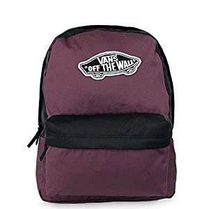 Vans Realm Backpack Mochila Tipo Casual 42 Centimeters 22 Morado (Prune-Black)