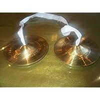 Bell Metal Kartals Hand Cymbals