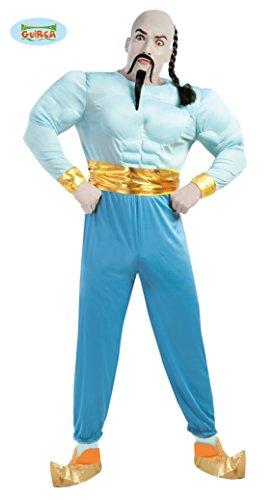 muskulöser Flaschengeist - Kostüm für Herren Gr. M-L, ()
