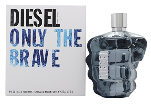 Diesel Only The Brave 200ml Eau de Toilette EDT NEU & OVP